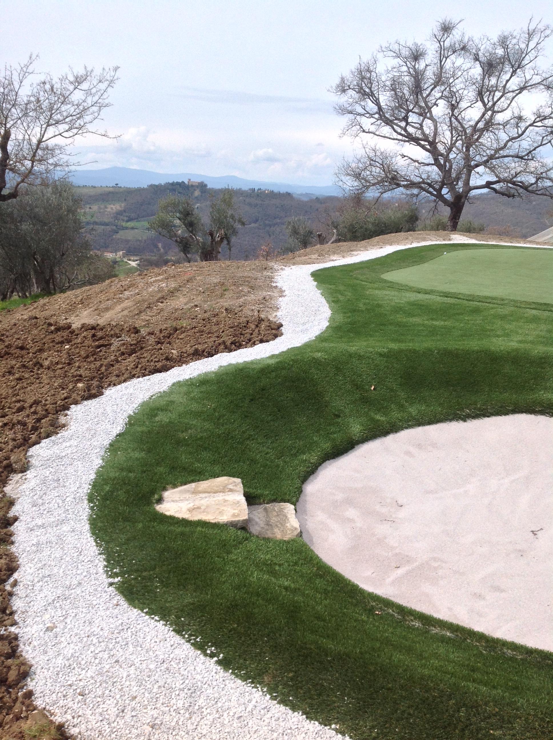 Fabulous giardino campo da golf with progettare piccolo for Progettare giardini software free