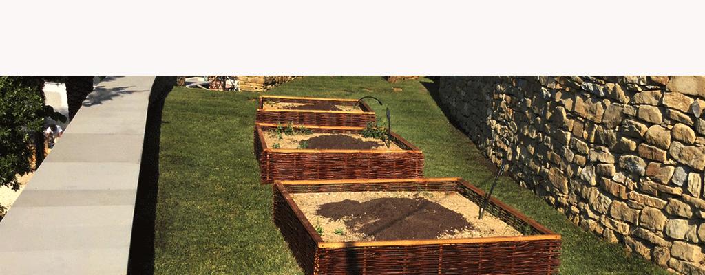slide 3 progettazione giardini sopra il muro